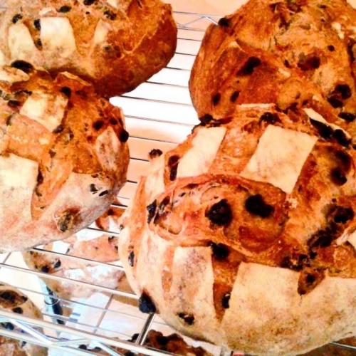 Les pains d'Aurélien